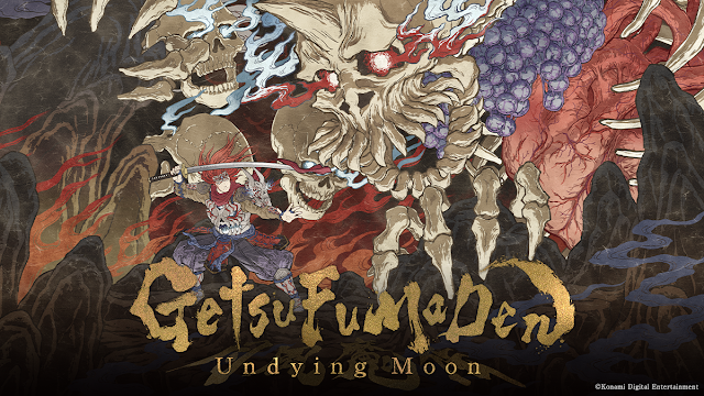 Konamiden Yeni Oyun: Undying Moon
