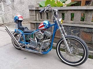 Jual Motor Kustom Chooper Sportster 883
