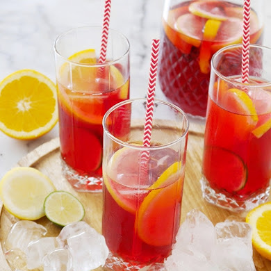 Hibiscus Iced Tea Recipe