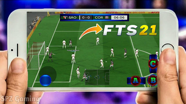FTS 2021 Android Offline 400 MB Best Graphics First Touch Soccer 2021