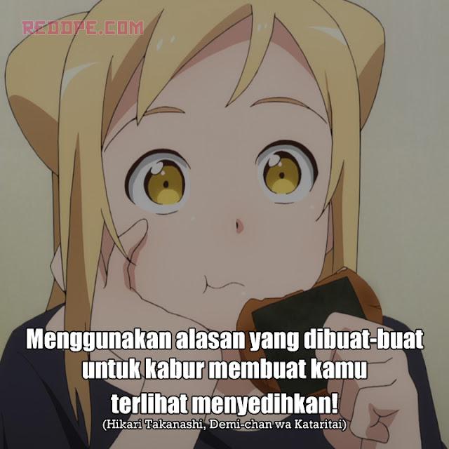 Demi_chan_wa_Kataritai_02_Hikari_Takanashi_Indonesia_Version