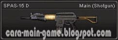 Senjata Point Blank SPAS-15 D