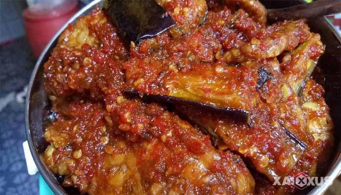 Resep cara membuat sambal terong