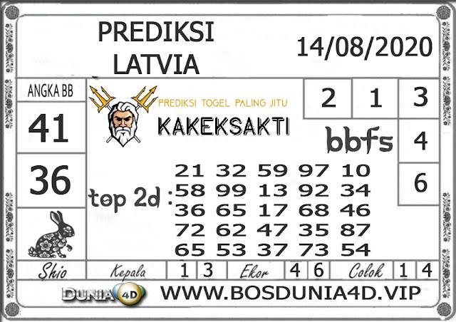 Prediksi Togel LATVIA DUNIA4D 14 AGUSTUS 2020