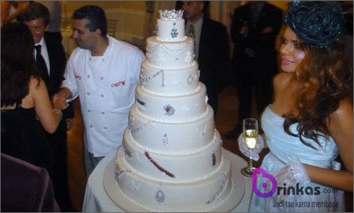 Kue Termahal Di Dunia