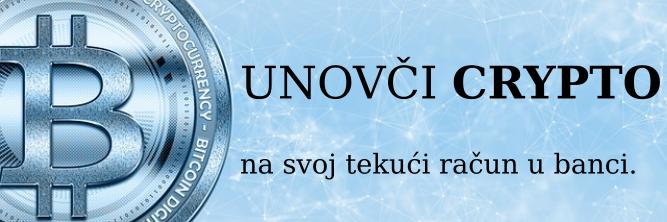 Kako unovciti bitcoin u srbiji