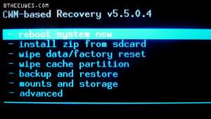 Cara Mengatasi Salah Pola Atau Lupa Password Hp Android factory reset