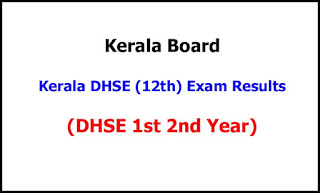 Kerala Plus Two Exam Results 2021