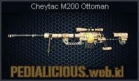 Cheytac M200 Ottoman