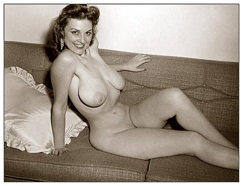 Vintage Milf Boobs