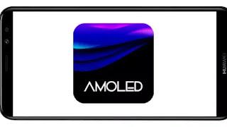 تنزيل برنامج AMOLED Wallpapers 4K Premium mod pro مدفوع مهكر بدون.اعلانات بأخر اصدار من ميديا فاير