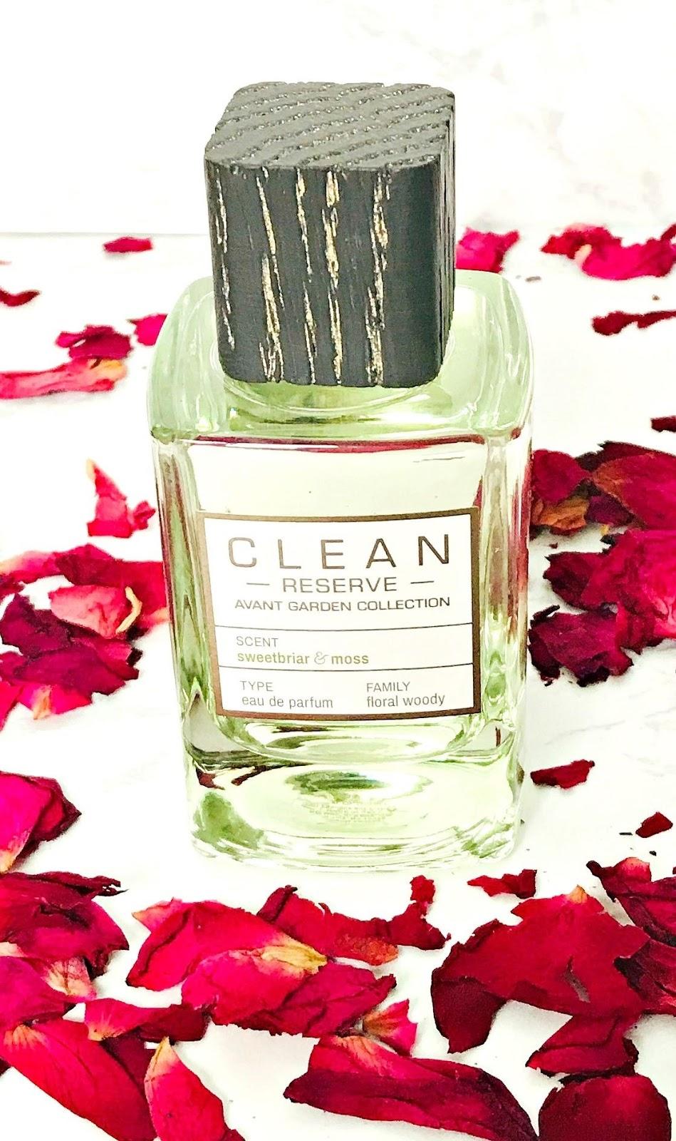 Clean Reserve Avant Garden Sweetbriar & Moss Eau De Parfum Review