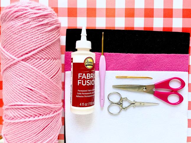 Pink Fuzzy Time Babies ♥ Crochet Pattern