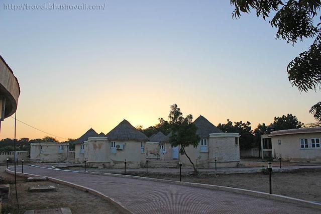 Dholavira Accommodation