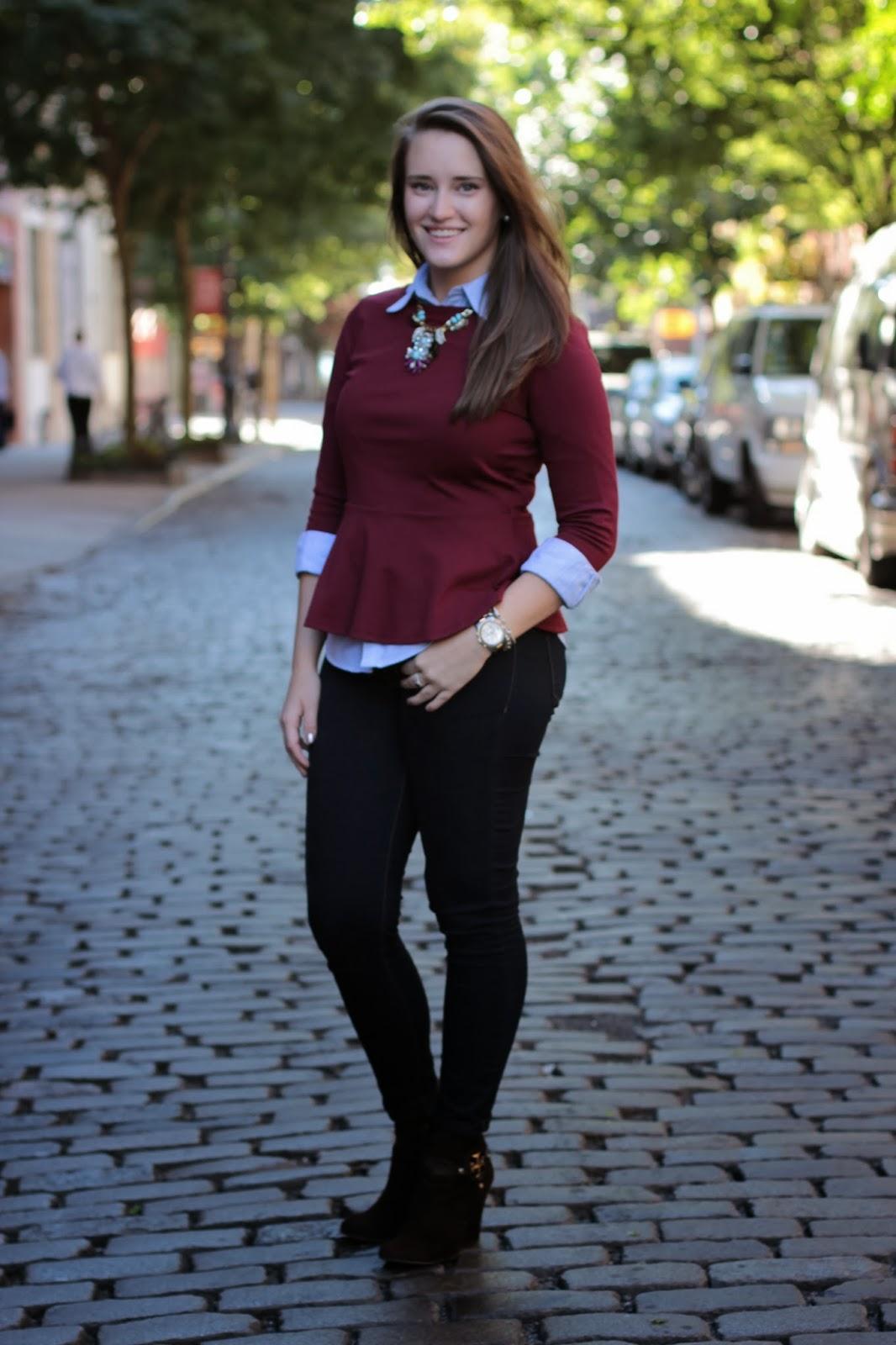 thelawoffashionblog@gmail.com, Author at Law of Fashion ...   Cute Fall Blog