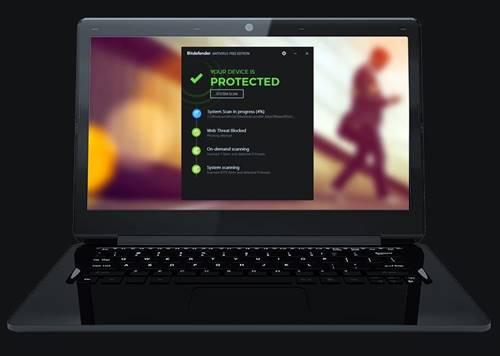 O Bitdefender Antivirus Free Edition é um antivírus gratuito e sem anúncios para Windows, Android e Mac
