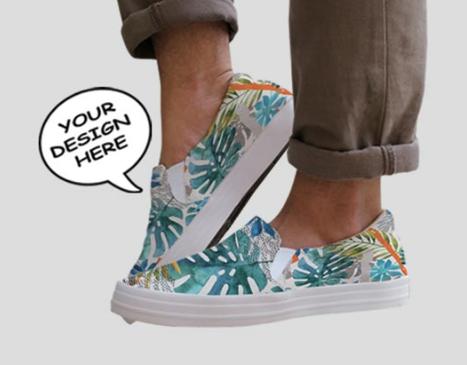 Yuk Cari Tahu Kelebihan Dari Memakai Custom Sepatu Selop Yang Sedang Booming