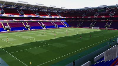 PES 2021 Stadium Ullevaal