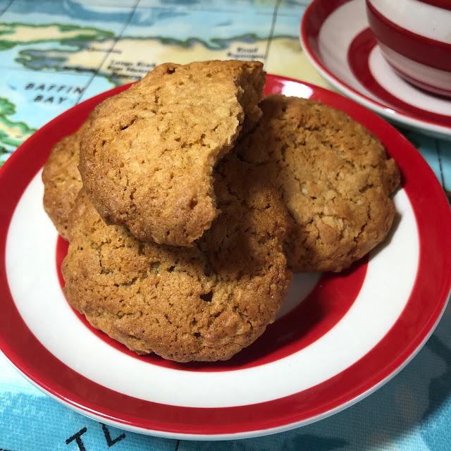 easy cookies, quick cookies, Chez Maximka