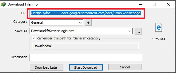How to Download Files from Google Drive with IDM (Internet