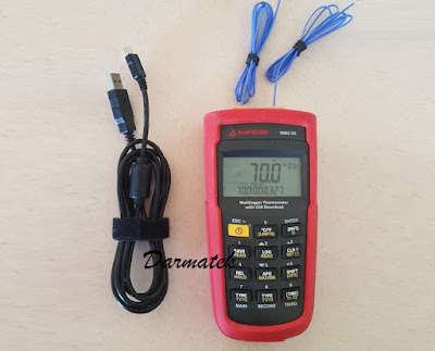 Darmatek Jual Amprobe TMD-56 Digital Thermometer MultiLogging with USB