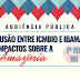 """MPF promove audiência pública """"Fusão entre ICMBio e Ibama: impactos sobre a Amazônia"""""""