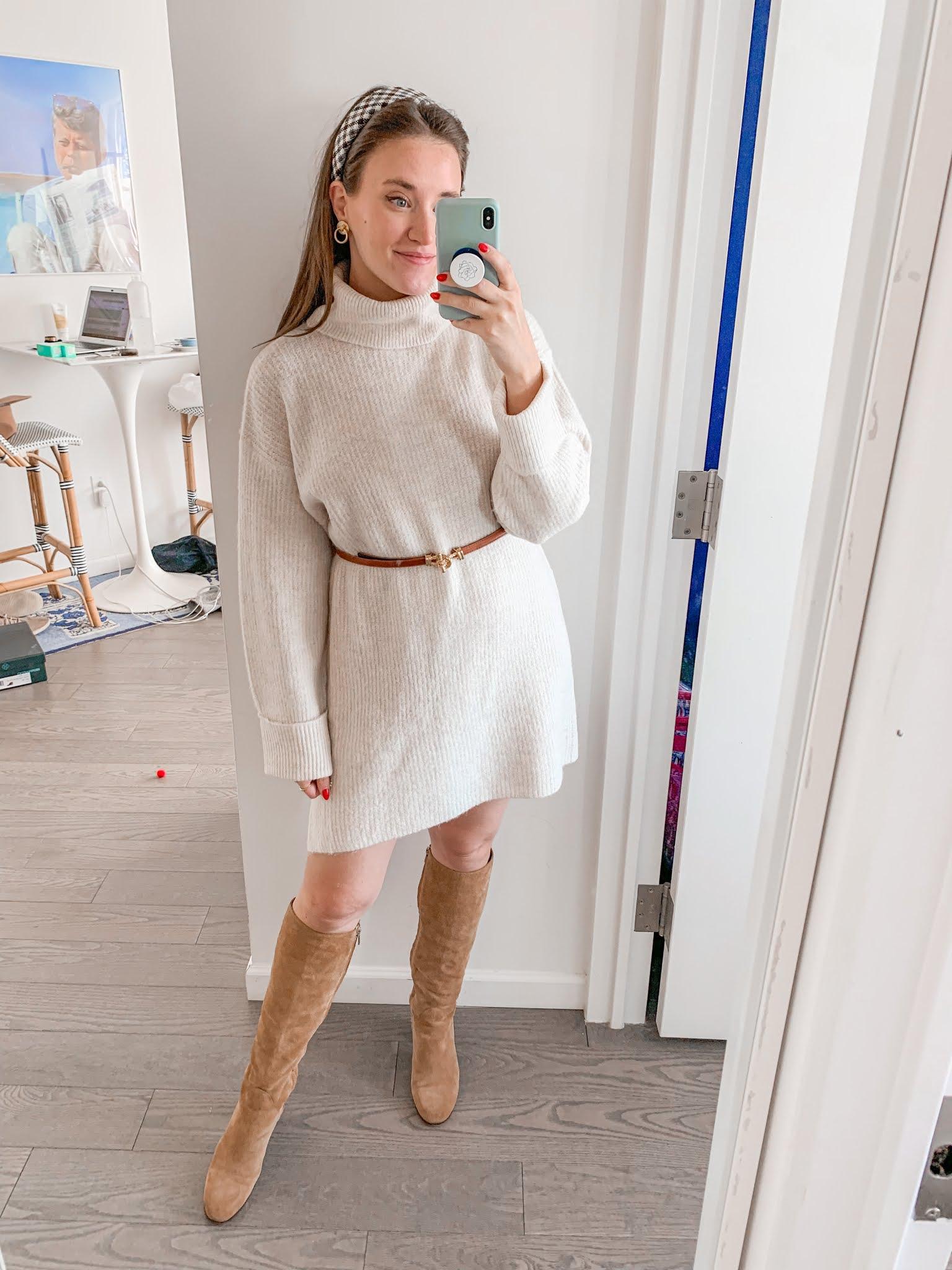 The Best Sweater Dresses Under $100