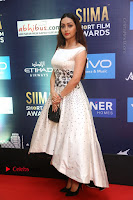 Actress Pooja Salvi Stills in White Dress at SIIMA Short Film Awards 2017 .COM 0012.JPG