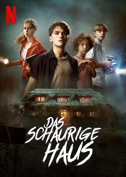 Filme: O Mistério da Casa Assombrada (2020)