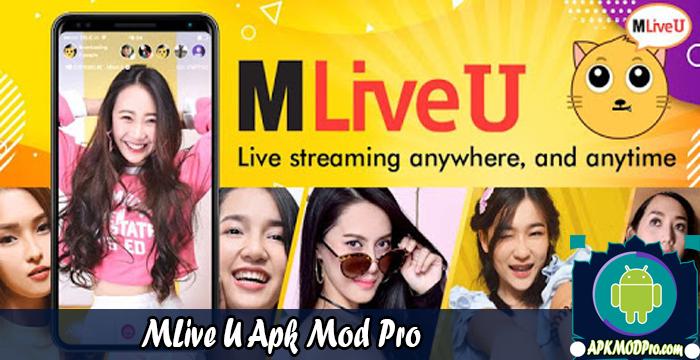 Download MLive Hot Live Show MOD APK v2.3.4.2 (Buka Semua Gembok) Terbaru 2020