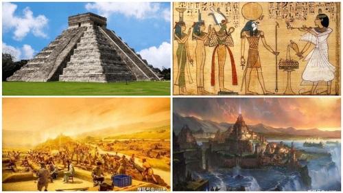Trước khi con người xuất hiện, trên Trái Đất đã từng có 4 nền văn minh, trong đó nền văn minh Muria thần bí nhất