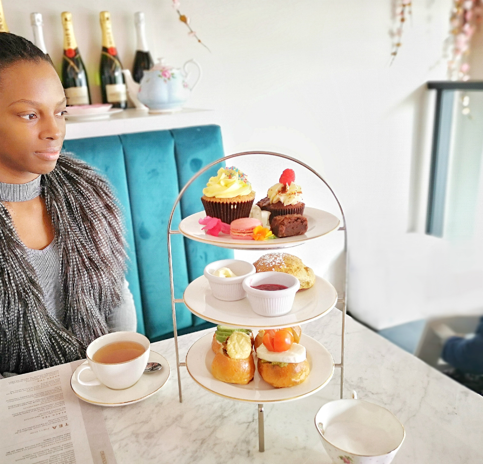 Beas Of Bloomsbury Afternoon Tea Review