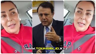 """بالفيديو و الوثيقة / عربية حمّادي: سليم شيبوب طلب سماح مني و من راجلي بخصوص """" قضية التحرش"""" عبر وثيقة موقّعة في البلدية"""