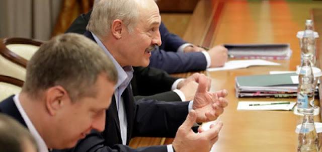 Белоруссия закупила нефть у Saudi Aramco