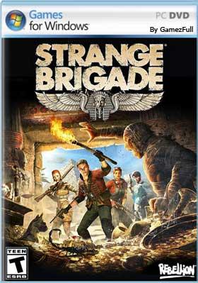 Strange Brigade Deluxe Edition PC [Full] Español [MEGA]