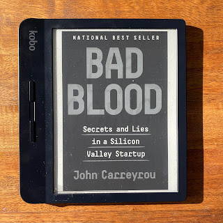 Bad Blood (Kitap)