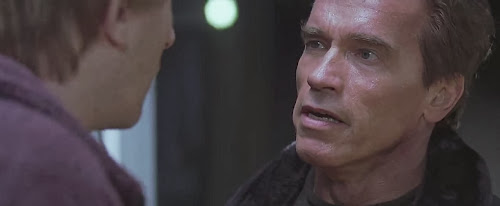 Screen Shot Of Hollywood Movie The 6th Day (2000) In Hindi English Full Movie Free Download And Watch Online at worldfree4u.com
