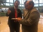 Urgente - Fred Maia está em Brasília pra começar a resolver o Maria Rita