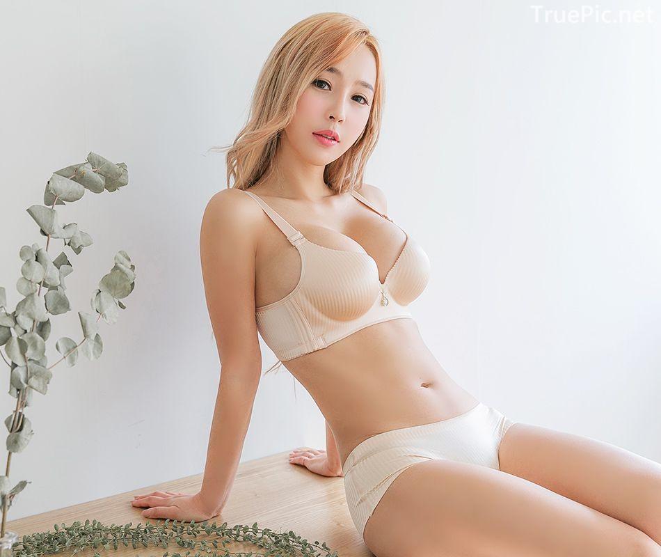 Korean fashion model - Lee Ji Na - The Push Up Lingerie - TruePic.net- Picture 5