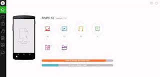 Cara Mengirim File Dari Android ke pc Dengan Xender