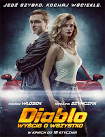 Poster de Diablo: The race for everything