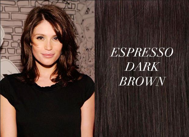 warna rambut espresso untuk kulit hitam