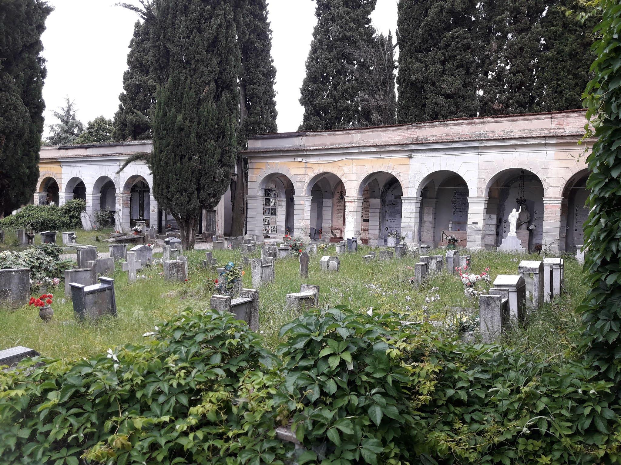 Cemetery of San Prospero (Sassuolo, Italy)