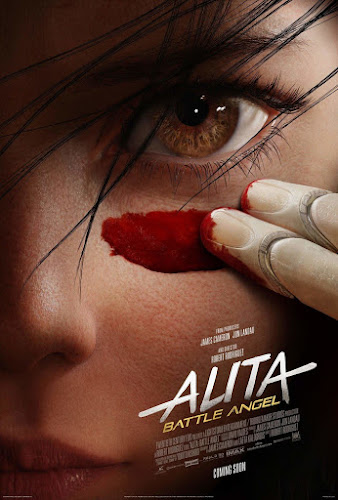 Alita: Battle Angel (BRRip 720p Dual Latino / Ingles) (2019)