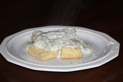 IMG 6104 - Homemade Biscuits and Gravy