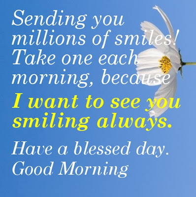 Sexy Good Morning Quotes:sending you millions of smiles!