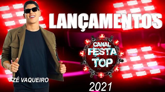 LANÇAMENTOS ZÉ VAQUEIRO FEVEREIRO 2021