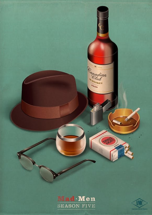 Mad Men.Doctor Ojiplatico