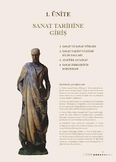 Sanat Tarihi Ders Kitabı Cevapları Koza Yayınları Sayfa 9