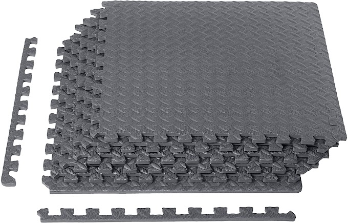 The top five Exercise Foam